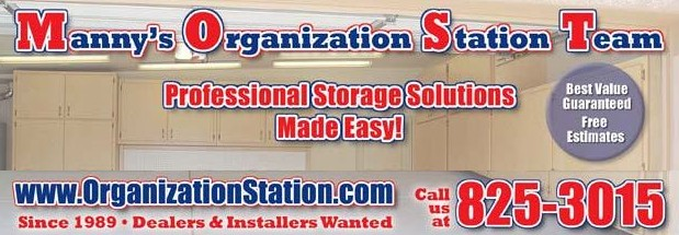 Custom Garage Cabinets, Office Cabinets, serving Tucson, Arizona, Oro Valley, and Marana
